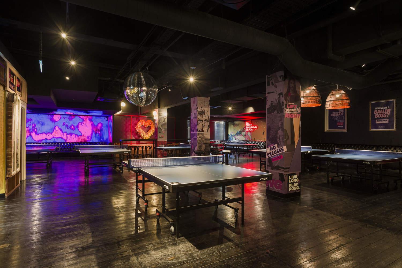 Ping Pong Bar Melbourne